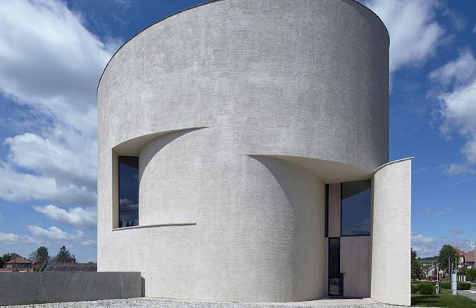 kostel sv. Václava v Sazovicích