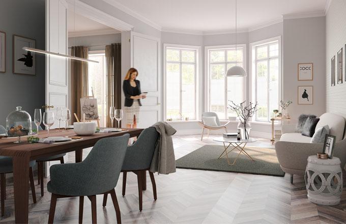 Modern Elegance – pro náročné bydlení se stylem