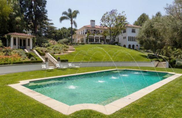 Luxusní sídlo Angeliny Jolie v Los Angeles
