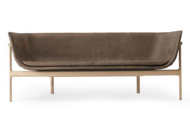 Sofa z dědečkovy krejčovské dílny