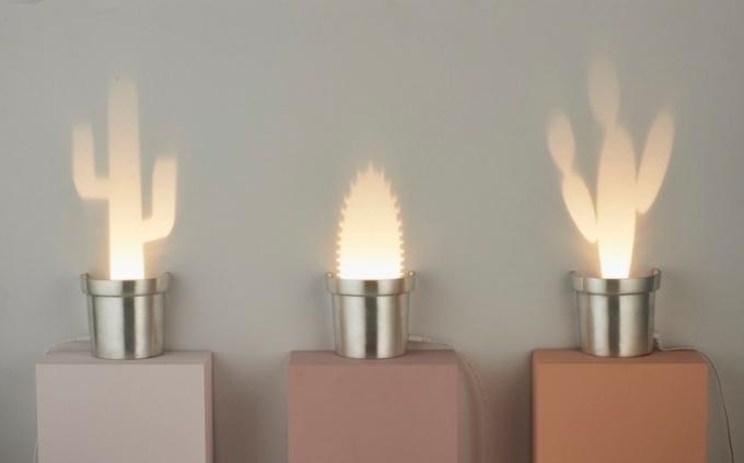 Popup svítidla: když se světlo setká s uměním (foto: Popup Lighting)