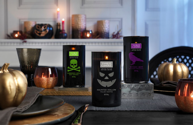 Halloween se blíží. Nezapomeňte na svíčky!