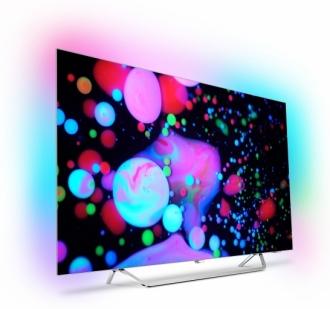 Televizor Philips 4K OLED řady 9002 představuje jediný televizor OLED s technologií Ambilight spojující špičkové zpracování obrazu a atraktivní tenký design.