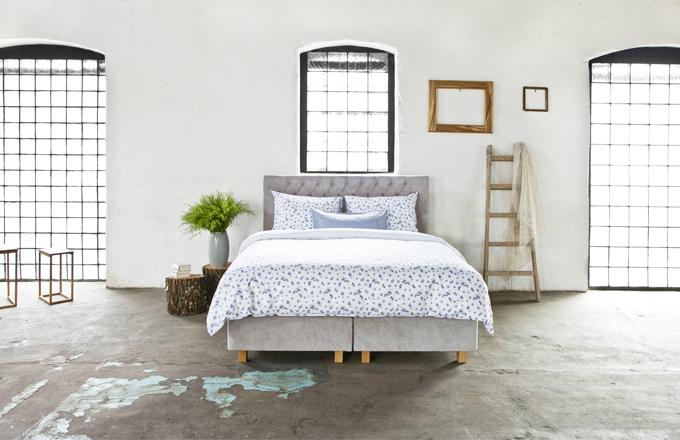 Představujeme britskou značku postelí ASTON