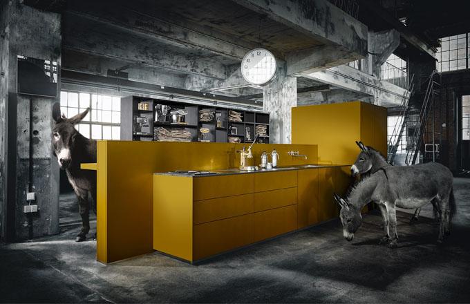 next125: kuchyně NX 500