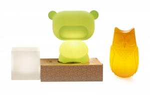 Pure a Bubo, polyetylen, design Lab81, Slide, cena od 2 904 Kč, www.aulix.cz