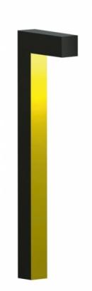 Walking je kolekce venkovního osvětlení zahrnující nástěnné a stropní svítidlo a dva typy stojacích lamp s možnostmi vytvořit světelné podmínky s nejrůznější dynamikou, lampa Walking Space, výška 60,2 cm a 90,2 cm, design Carlotta de Bevilacqua, Artemide, cena na dotaz, www.selene-artemide.cz