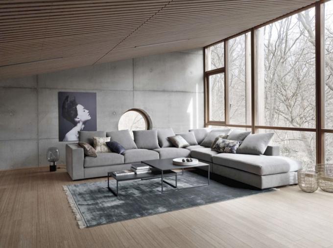 Koberec Totoki, ručně vázaný, 100% vlna, 300 x 200 cm, BoConcept, cena 44 021 Kč, www.boconcept.com