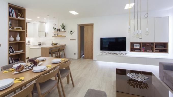 HANÁK nábytek sladěný interiér Premium