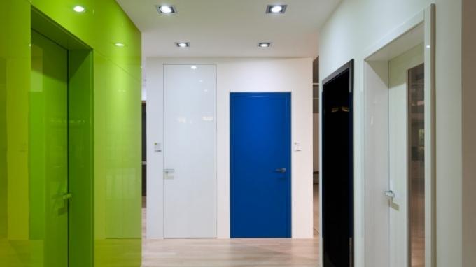 HANÁK – interiérové dveře