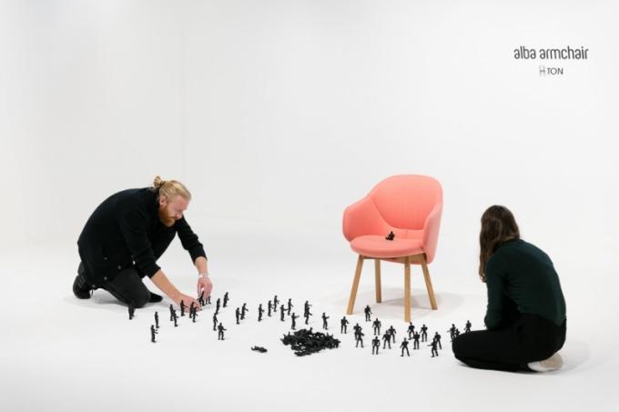 Wow Alba! TON zaujal Designblok novou kolekcí i expozicí