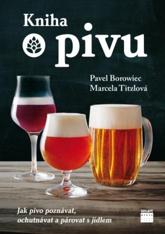 Kniha o pivu z nakladatelství Smart Press