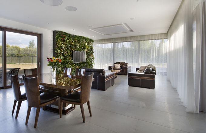 Vertikální kaskádové zahrady