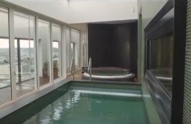 Luxusní penthouse v Praze