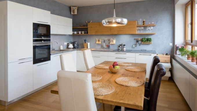Kuchyně HANÁK, Siemens