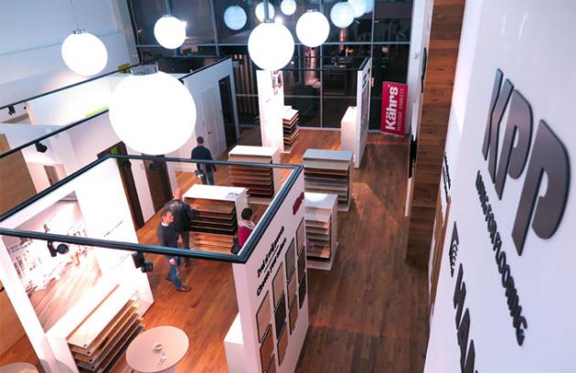 Nový showroom KPP v Čestlicích nabízí nejen podlahy, ale celý interiér