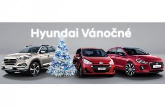 Hyundai připravil pro zákazníky vánoční dárky