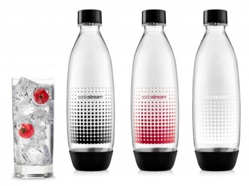 Vánoční dárková sada lahví FUSE od značky SodaStream je jako stvořená pro všechny, kteří berou vážně své zdraví i životní prostředí.