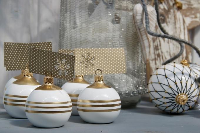 Inspirace: 4 styly letošních Vánoc – moderní (foto: GLASSOR)