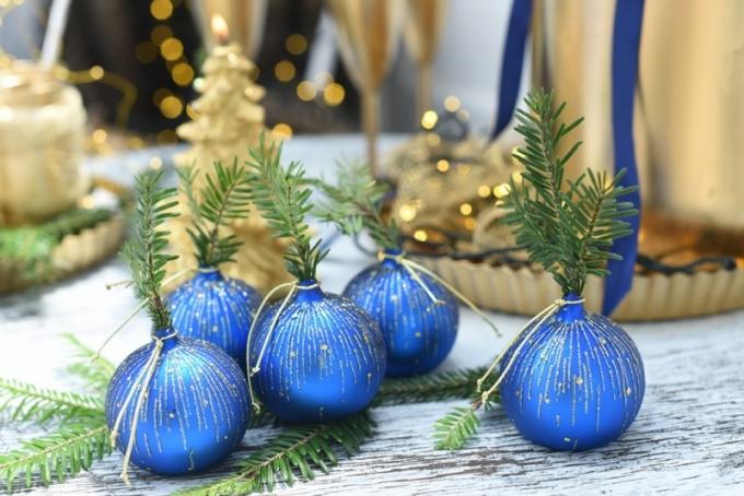 Inspirace: 4 styly letošních Vánoc – tradiční (foto: GLASSOR)