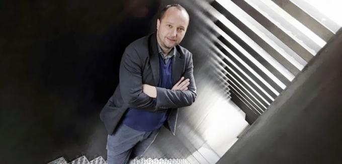Ing. arch. PATRIK HOFFMAN