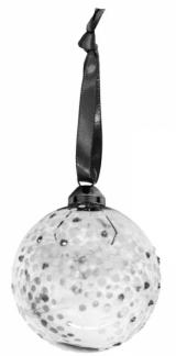 Dekorační koule Kide, sklo, O 8 cm, Pentik, cena 149 Kč
