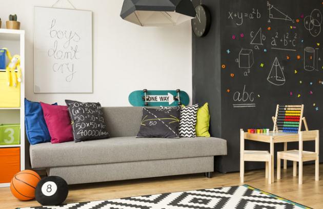 Jak zútulnit interiér pomocí barev? (foto: Koberce Trend)