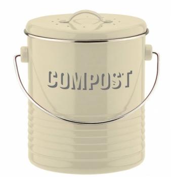 Nádoba na kompostovatelný odpad, Vintage Compost, 2,5 l, Typhoon, cena 895 Kč, www.naoko.cz