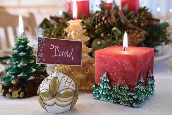 Vánoční dekorace na stůl, které dotáhnou svátky k dokonalosti (foto: GLASSOR)