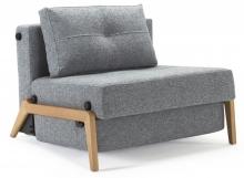 Rozkládací křeslo Cubed, výplň pěnová matrace, potah 100% polyester, Innovation, cena 31 829 Kč, www.bonami.cz