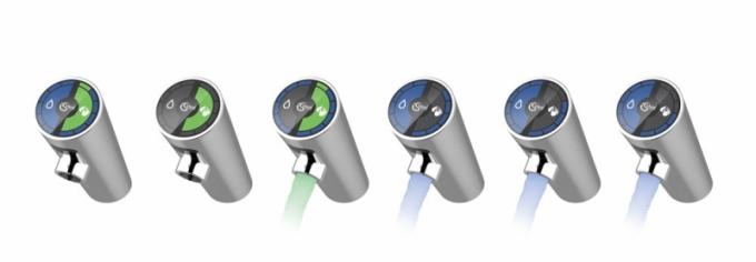 Inteligentní baterie Intellimix kombinují senzorickou technologii regulace vody s automatickým dávkováním mýdla, cena zatím nebyla stanovena