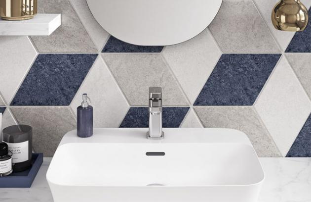Elegantní ultratenké umyvadlo Ipalyss je vyrobeno z inovativního keramického materiálu Diamatec, který mu dodává fyzickou robustnost a éterický vzhled zároveň, 55 x 38 cm, cena od 11 132 Kč