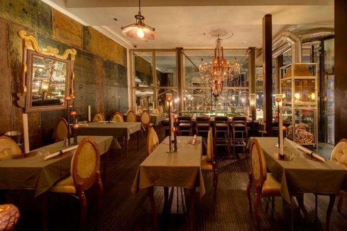 Hotelová restaurace 'After Seven by Ivo Adam' má dvě michelinské hvězdy