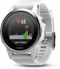 Sporttester Garmin Fénix 5S s GPS, kompas, barometr, měření tepové frekvence, 85 g, Garmin, cena 15 990 Kč, www.czc.cz