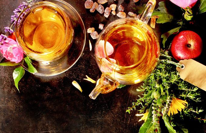 Stolování: zázrak jménem čaj