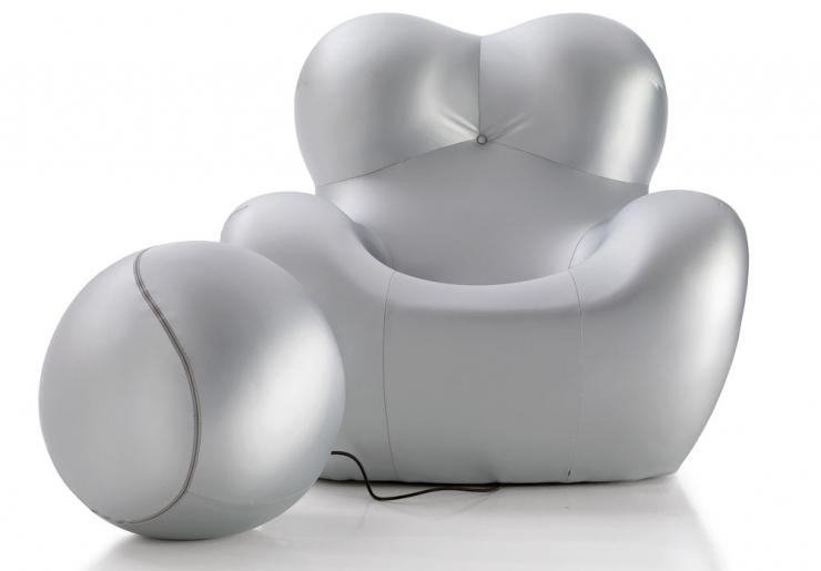 Gaetano Pesce: kolekce sedacího nábytku Up