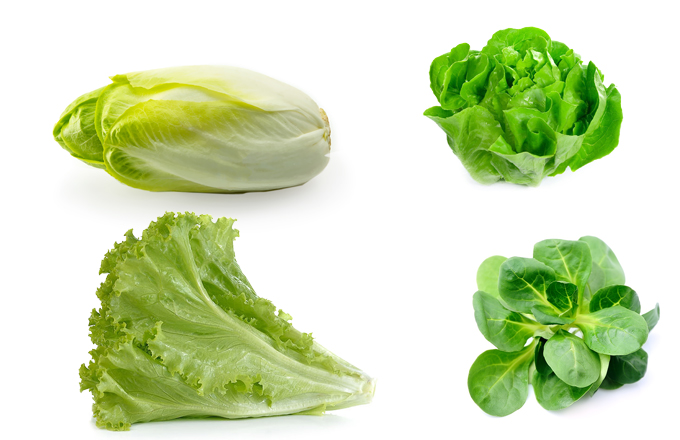 Dáme salát? Zelený příval energie...