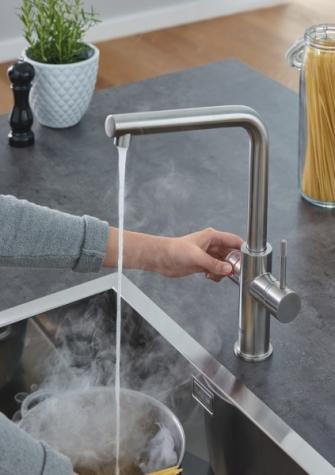 Systém GROHE Red: vařící voda bez čekání