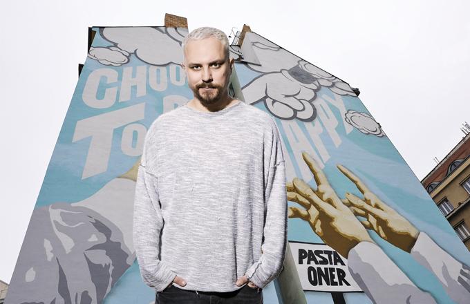 Dotazník: Pasta Oner, král českého pop-artu