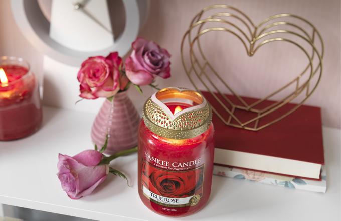 Oslavte svátek sv.Valentýna zamilovanou vůní