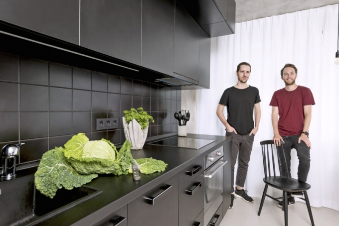 Architekti David Neuhäusl a Matěj Hunal
