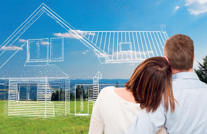 S výhodnou hypotékou ve vlastním