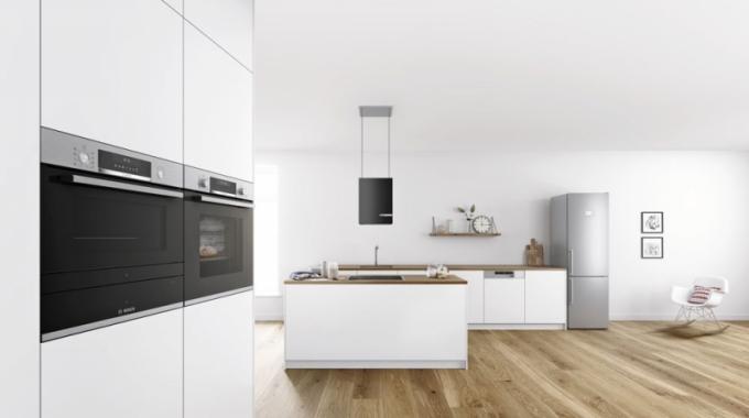 Funkce AutoPilot, kterou je vybavena vestavná trouba Bosch HBA557BS0 Serie 6, představuje 10 automatických programů, již vám zajistí jednoduché a úspěšné pečení, cena 15 990 Kč, www.bosch-home.cz