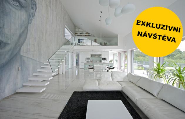 Dům podle návrhu architektky Evy Heyworth