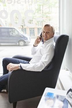 KAREL VÁGNER jednatel společnosti Dreambeds