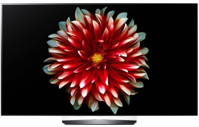 Televizor OLED 65E7V Ultra HD, funkce Smart TV, úhlopříčka 164 cm, LG, cena 139 990 Kč, www.lgshop.cz