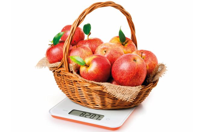 Nové digitální kuchyňské váhy ACCURA (Tescoma)