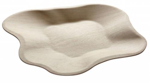 Mísa Alvar Aalto, rozměr 50,4 cm, lakovaná překližka z březového dřeva, Iittala, cena 2 168 Kč, www.terve.cz