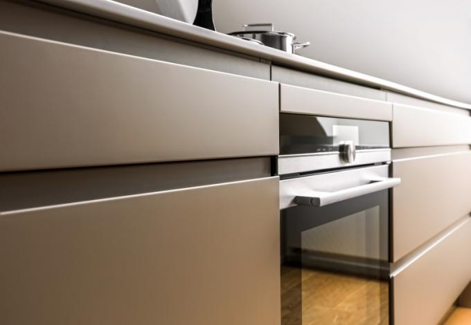 Kuchyňská sestava Evermatt, unikátní povrchová úprava pomocí nanotechnologií, Sykora/kuchyně nejvyšší kvality, cena na dotaz, www.sykora.eu