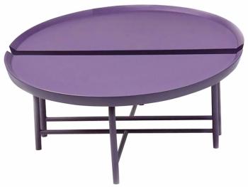 Odkládací stolek 1 + 1, kov a polyuretan, design Stefano Gaggero, Pianca, cena na dotaz, www.pianca.com